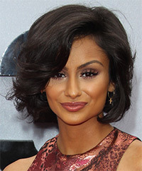 Nazanin Mandi Hairstyle - click to view hairstyle information