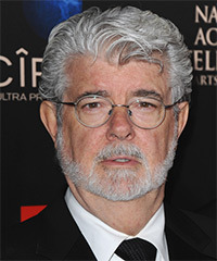 George Lucas Hairstyles