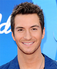 Paul Jolley Hairstyle - click to view hairstyle information