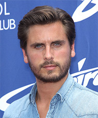 Scott Disick Hairstyle