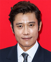 Byung Hun Lee Hairstyle - click to view hairstyle information