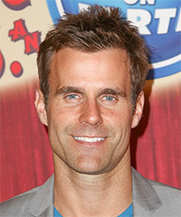 Cameron Mathison Hairstyle - click to view hairstyle information