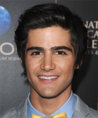 Max Ehrich Hairstyle - click to view hairstyle information