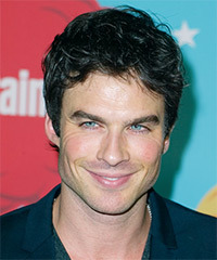 Ian Somerhalder Hairstyle