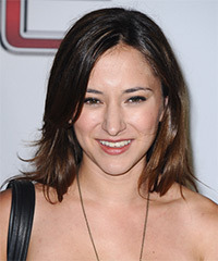 Zelda Williams Hairstyle - click to view hairstyle information