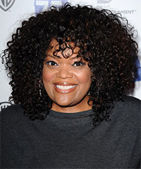 Yvette Nicole Brown - Medium Curly