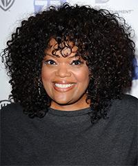 Yvette Nicole Brown - Curly