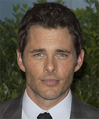 James Marsden Hairstyle