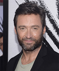 Hugh Jackman - Short Straight