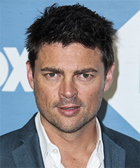 Karl Urban  Hairstyles