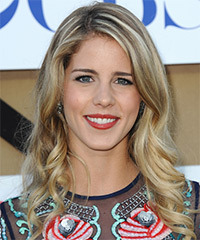 Emily Bett Rickards Hairstyle - click to view hairstyle information