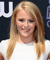 Hollie Cavanagh Hairstyle
