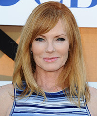 Marg Helgenberger - Medium