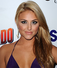 Cassie Scerbo Hairstyle - click to view hairstyle information
