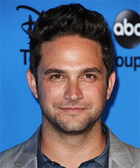 Brandon Barash Hairstyle