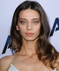 Angela Sarafyan Hairstyle - click to view hairstyle information