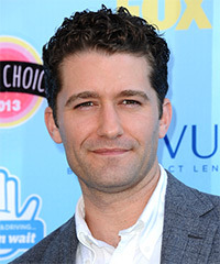 Matthew Morrison - Short Curly