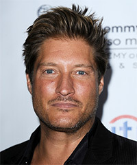 Sean Kanan Short Straight Casual