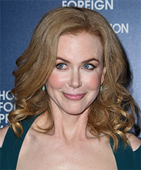 Nicole Kidman Hairstyle