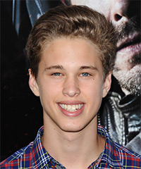 Ryan Beatty Hairstyle - click to view hairstyle information