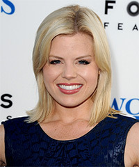 Megan Hilty Hairstyle - click to view hairstyle information