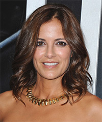 Rebecca Budig Hairstyle - click to view hairstyle information
