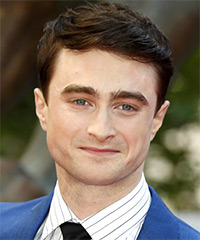 Daniel Radcliffe Hairstyle - click to view hairstyle information