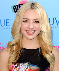 Peyton List Hairstyle - click to view hairstyle information