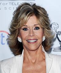 Jane Fonda Hairstyle