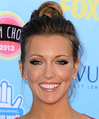 Katie Cassidy - Updo Long