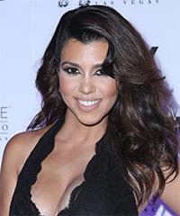 Kourtney Kardashian - Straight