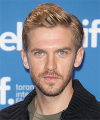 Dan Stevens Hairstyle - click to view hairstyle information