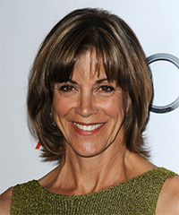 Wendie Malick Hairstyle - click to view hairstyle information