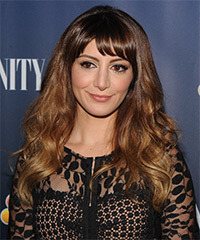 Nasim Pedrad Hairstyle - click to view hairstyle information