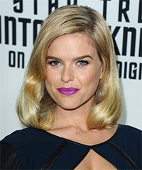Alice Eve Hairstyle - click to view hairstyle information