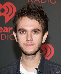 Zedd Hairstyle - click to view hairstyle information