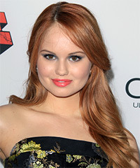 Debby Ryan - Half Up Long