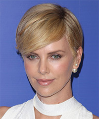 Charlize Theron Hairstyle