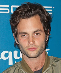 Penn Badgley - Short Wavy