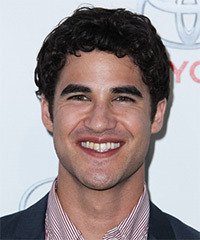 Darren Criss - Short Curly