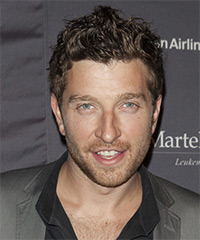 Brett Eldredge Hairstyle - click to view hairstyle information