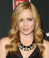 Caity Lotz Hairstyle - click to view hairstyle information