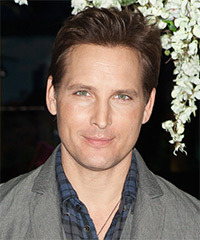 Peter Facinelli Hairstyle