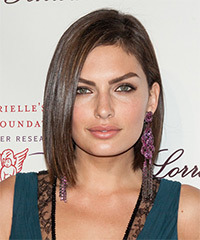 Alyssa Miller Hairstyle - click to view hairstyle information