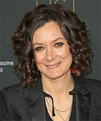 Sara Gilbert - Curly