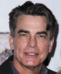 Peter Gallagher Hairstyle