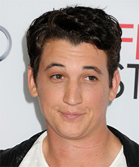 Miles Teller Hairstyle