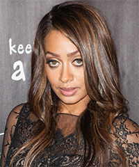 La La Anthony Hairstyle