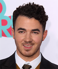 Kevin Jonas Hairstyle
