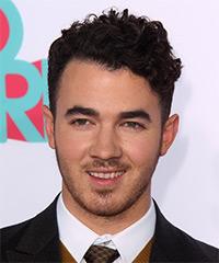 Kevin Jonas - Curly